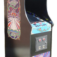 Arcade Games - Galaga Arcade Game - Fully Restored - The Pinball Company