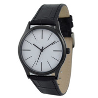 Minimalist  Watch with Long Stripe - Free shipping