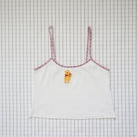 90's Crop Top, Crop Tank, Winnie the Pooh Attitude Camisole, 90s Cartoon, 90's Kid, Tumblr, Aesthetic, M/L