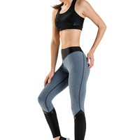 SENSE LEGGINGS BLUE