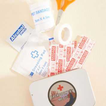 Badge Attitude First Aid Kit | Mod Retro Vintage Decor Accessories | ModCloth.com