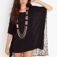 Leo Tail Tee in  Clothes Tops at Nasty Gal