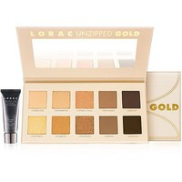 Lorac Unzipped Gold Frends Beauty Supply