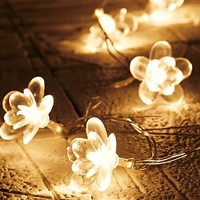 Moonflower String Lights at Urban Outfitters