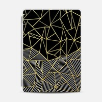 Ab Half and Half Gold iPad Air 2 cover by Project M | Casetify