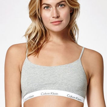 Calvin Klein One Cotton Bralette at PacSun.com