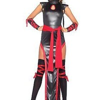 Women's Shadow Ninja Costume