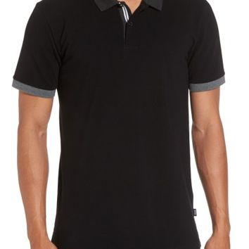 BOSS Contrast Trim Polo | Nordstrom