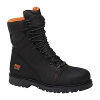 """Timberland PRO Men's Rigmaster 6"""" Leather Steel Toe Work Boot 95553 - Brown"""
