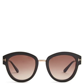 Mia round-frame sunglasses | Tom Ford Eyewear | MATCHESFASHION.COM UK