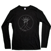 Women Rise Together -- Women's Long-Sleeve