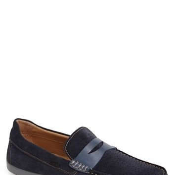 Men's Geox 'Xense Mox 3' Penny Loafer,