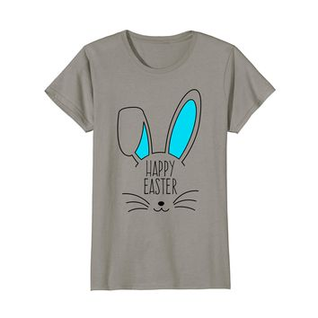 Happy Easter 2018 Cute Easter Bunny Ears Apparel