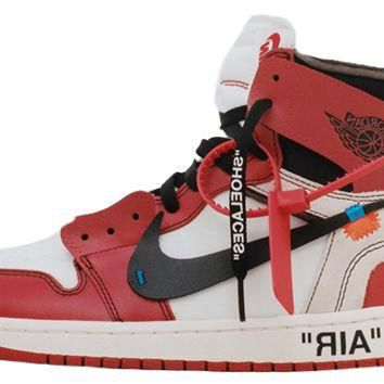 Off-White x Nike Air Jordan 1 Retro