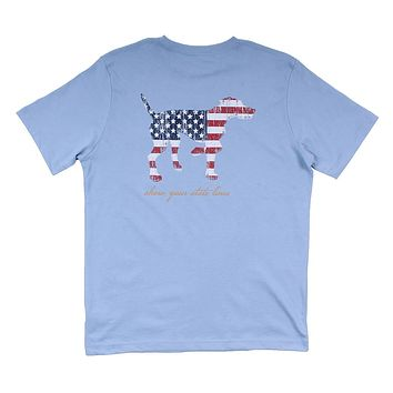 Show Your State Lines- USA by Southern Point Co.