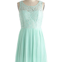 Someone from Your Pastel Dress | Mod Retro Vintage Dresses | ModCloth.com