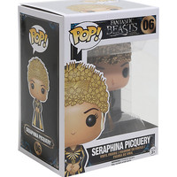 Funko Fantastic Beasts And Where To Find Them Pop! Seraphina Picquery Vinyl Figure