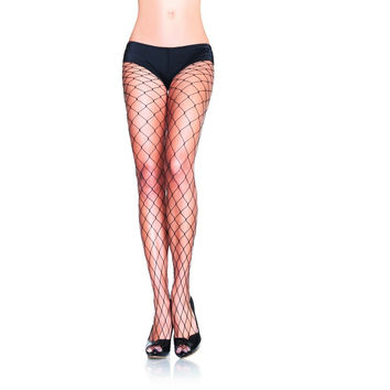 Fence Net Tights