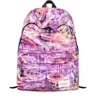 Aktion MH Series Unisex-Adult Universe Purple Nylon Casual Daypack:Amazon:Clothing