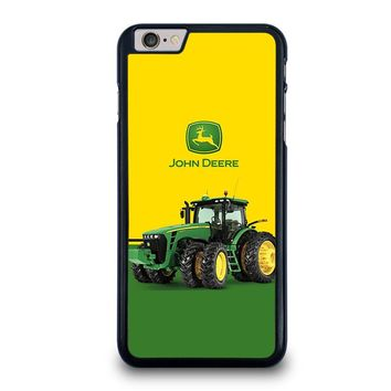 JOHN DEERE WITH TRACTOR iPhone 6 / 6S Plus Case Cover