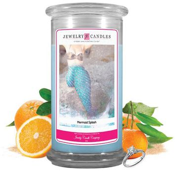 Mermaid Splash | Jewelry Candle®
