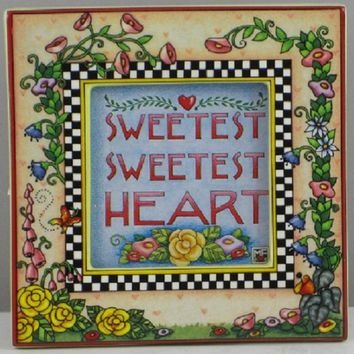 Mary Engelbreit Sweetest Picture Frame-77807