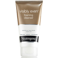 Visibly Even® Foaming Cleanser | Neutrogena®