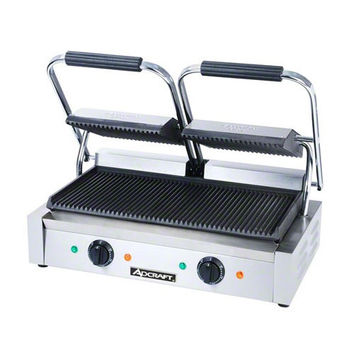 Adcraft SG-813 Double Sandwich Grill