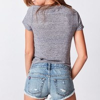 BDG Dolphin Low-Rise Denim Short