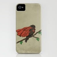 Super Bird iPhone Case by Entar | Society6