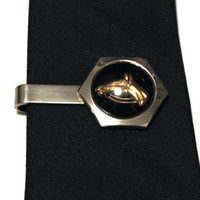 Vintage Tie Bar, Horse Head Tie Clip, Tie Clasp,Vintage Money Clip, Horse Lover's Gift, For Him,Novelty Vintage Jewelry,Equestrian Accessory