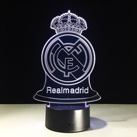 KUYOU LED Lamp 'Real Madrid'