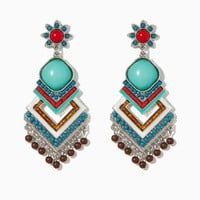 Painted Desert Earrings | Fashion Jewelry - Earrings | charming charlie