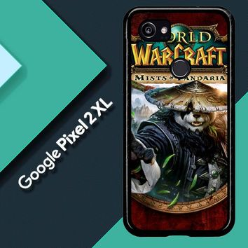 World of Warcraft Guardian Druid Mists of Pandaria Z0652 Google Pixel 2 XL Case