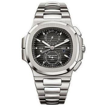 Patek Philippe - Nautilus Mens - Stainless Steel - Chronograph
