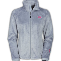 The North Face Women's Jackets & Vests FLEECE WOMEN'S PINK RIBBON OSITO 2 JACKET