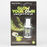 Glow Your Own Fabric Paint Glow In The Dark One Size For Men 24623595401