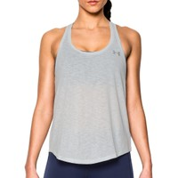 Under Armour Women's Tech Slub Flowy Tank Top | DICK'S Sporting Goods