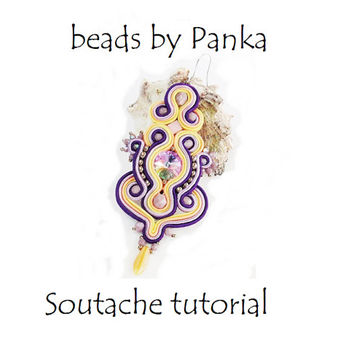 Soutache tutorial.Pdf soutache PATTERN.soutache Earring Tutorial .