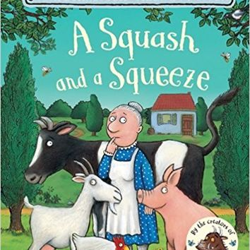 A Squash and a Squeeze Board book