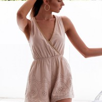 DANCE WITH ME playsuit - Clothing