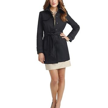 Single-Breasted Trench Coat - Brooks Brothers