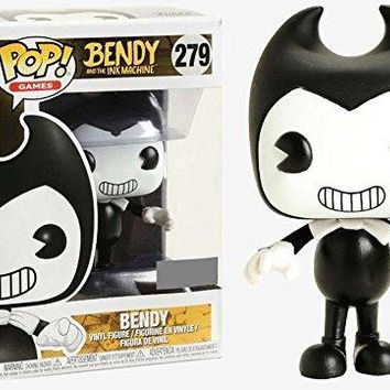 Funko Pop! Games #279 Bendy and The Ink Machine Bendy (Hot Topic Pre-release)
