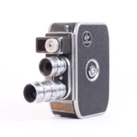 The Bollex Paillard 8mm Movie Film Camera