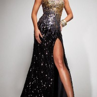 Paris by Tony Bowls 113736 | Terry Costa: Prom Dresses Dallas, Homecoming Dresses, Pageant Gowns