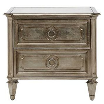 Palais 2 Drawer Nightstand | Nightstands | Bedroom | Furniture | Z Gallerie