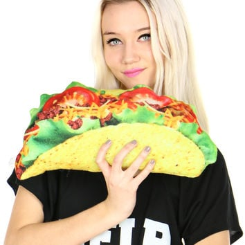 TACO NIGHT PLUSH