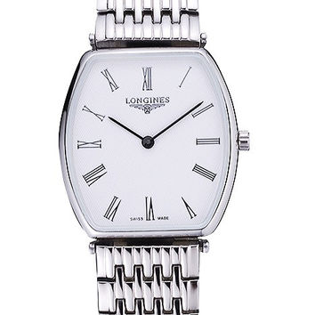 Longines La Grande Classique White Dial Stainless Steel Band 622378