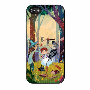 the wonderful wizard of oz cases for iphone se 5 5s 5c 4 4s 6 6s plus