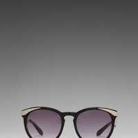 House of Harlow Mia Sunglasses in Black from REVOLVEclothing.com